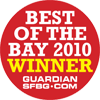 Voted Best of the Bay